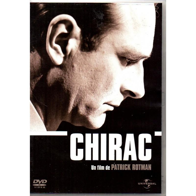 Chirac (un film de Patrick Rotman) - DVD Zone 2