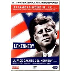 J.F. Kennedy - Les Grands Discours de JFK & La Face cachée des Kennedy - DVD Zone 2