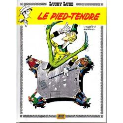 Le Pied-Tendre ( Lucky Luke ) - Bande dessinée de Morris & Goscinny