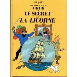 Le Secret de la Licorne ( Tintin ) - Bande dessinée de Hergé