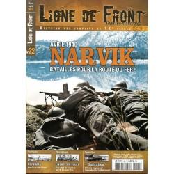 Ligne de Front n° 22 - NARVIK, batailles pour la route du fer !