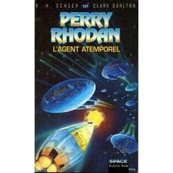 Perry Rhodan n° 121 - L'Agent Temporel (K.H. Scheer & Clark Darlton)