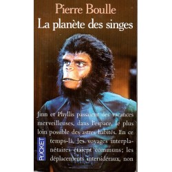 La Planète des Singes - Pierre Boulle - (Science Fiction)