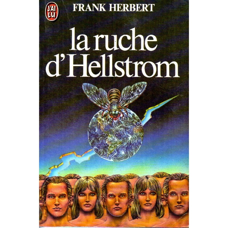 La Ruche D'Hellstrom - Franck Herbert - (Science Fiction)