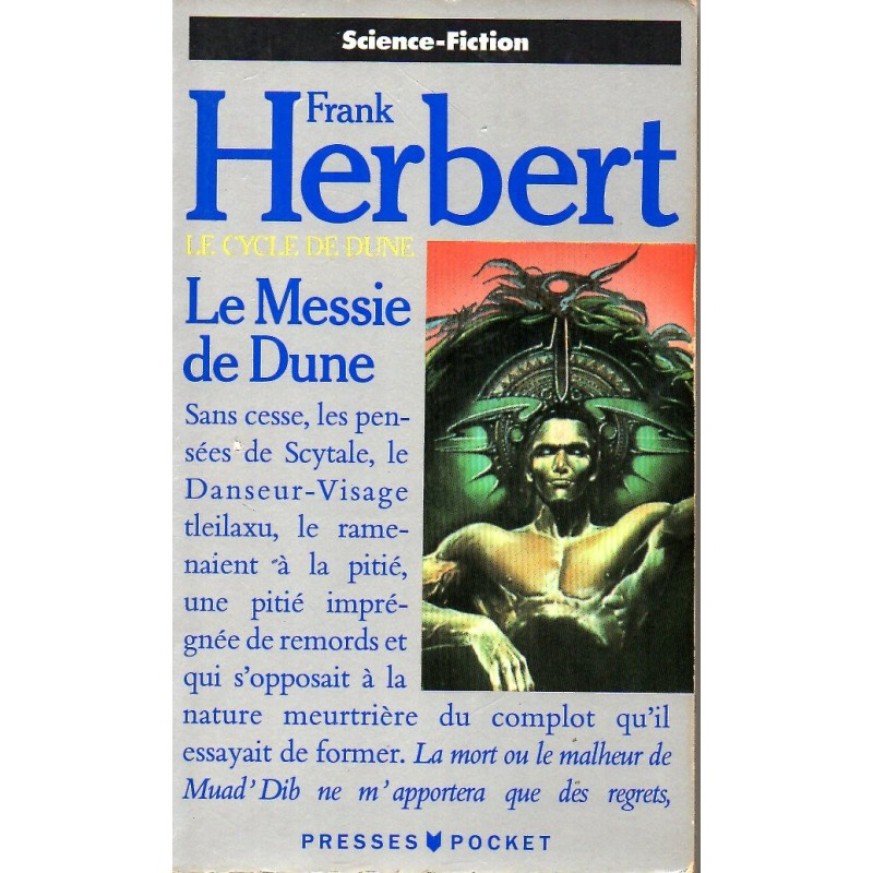 Le Messie de Dune - Frank Herbert - (Science Fiction)