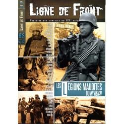Ligne de Front HS n° 17 - Les Légions maudites du IIIéme Reich