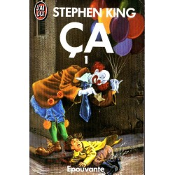 Ça - Tome 1 - Stephen King - (Épouvante)