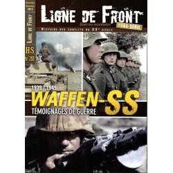 Ligne de Front HS n° 20 - WAFFEN-SS : Témoignages de guerre