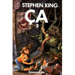 Ça - Tome 3 - Stephen King - (Épouvante)