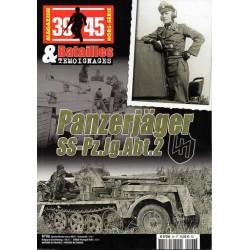 Magazine 39-45  n° 6H - Panzerjäger SS-Pz.Jg.Abt.2