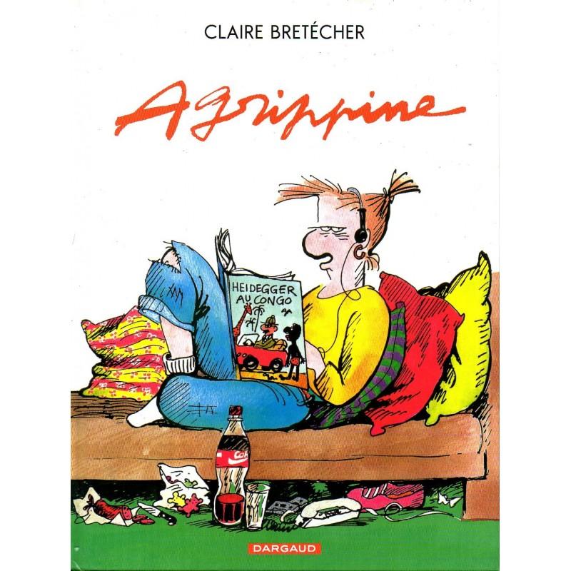 Agrippine - Bande dessinée de Claire Bretécher