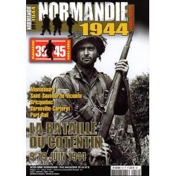 Normandie 1944 n° 8H - La Bataille du Cotentin, 9-19 juin 1944