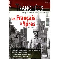 Tranchées n° 6H - Les Français à Ypres - 1914-1915