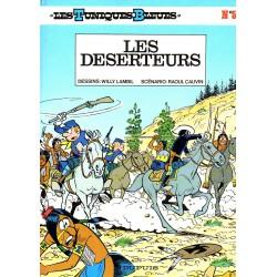 Les Déserteurs (Les Tuniques Bleues) - Bande dessinée de Lambil & Cauvin