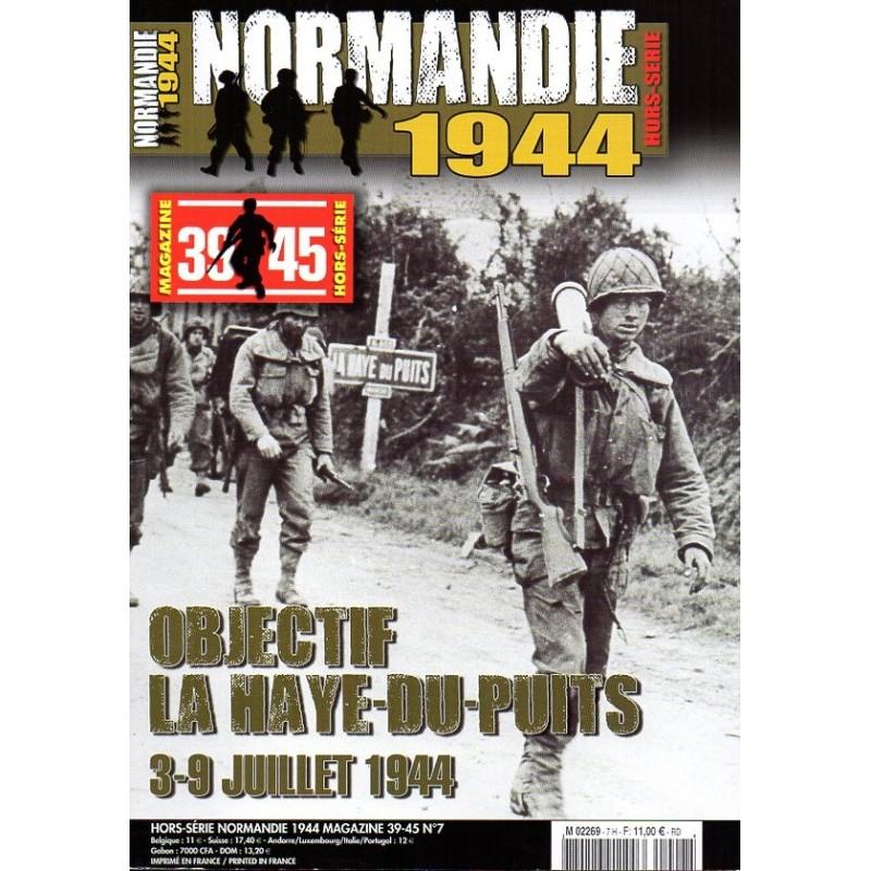 Normandie 1944 n° 7H - Objectif La Haye-du-Puits, 3-9 juillet 1944