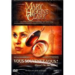 Vous souvenez-vous ?  ( Mary Higgins Clark ) - DVD Zone 2