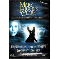 Recherche jeune femme aimant danser  ( Mary Higgins Clark ) - DVD Zone 2