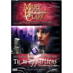 Tu m'appartiens  ( Mary Higgins Clark ) - DVD Zone 2