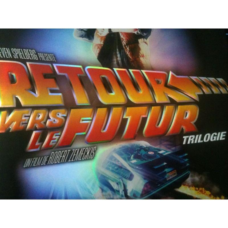 Retour vers le Futur I II et III - (Trilogie Pack 3 DVD)  - DVD Zone 2