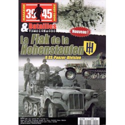 Magazine 39-45 n° 1H - La Flak de la Hohenstaufen