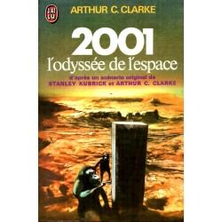 2001, l'Odyssée de l'Espace - Arthur C. Clarke - (Science Fiction)