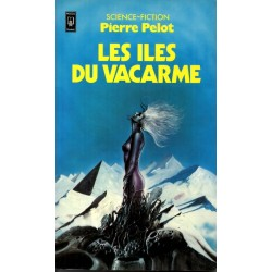 Les Iles du Vacarme - Pierre Pelot - (Science Fiction)