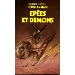 Epées et Démons - Fritz Leiber - (Science Fiction)