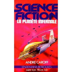 La Planète infernale - André Caroff - (Science Fiction)