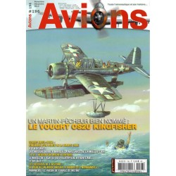 Avions n° 196 - Le Vought OS2U Kingfisher