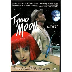 Tykho Moon (Michel Piccoli) - Enki Bilal - DVD Zone 2