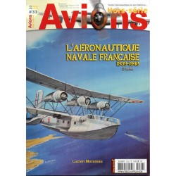 Avions n° 33H - L'Aéronautique Navale Française 1939-1940