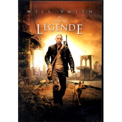 Je suis une légende (Will Smith) - DVD Zone 2