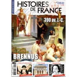 Histoires de France n° 15 - Le Pillage de Rome par Brennus (390 av. J.-C.)