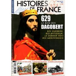 Histoires de France n° 12 - 629 Le Bon Roi DAGOBERT, Le dernier vrai roi Mérovingien