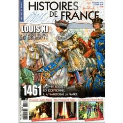 """Histoires de France n° 9 - 1461 LOUIS XI, """"le plus subtil roi qui soit !"""""""