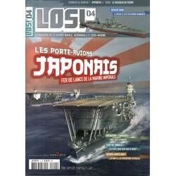 Los! n° 4 - Les Porte-avions Japonais, fer de lance de la Marine Impériale