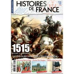 """Histoires de France n° 4 - 1515 Bayard à Marignan, """"Le Chevalier sans peur et sans reproche"""""""