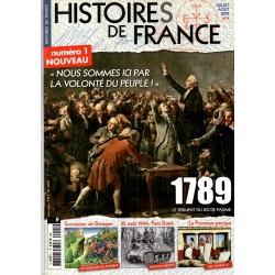 Histoires de France n° 1 - 1789, Le Serment du Jeu de Paume