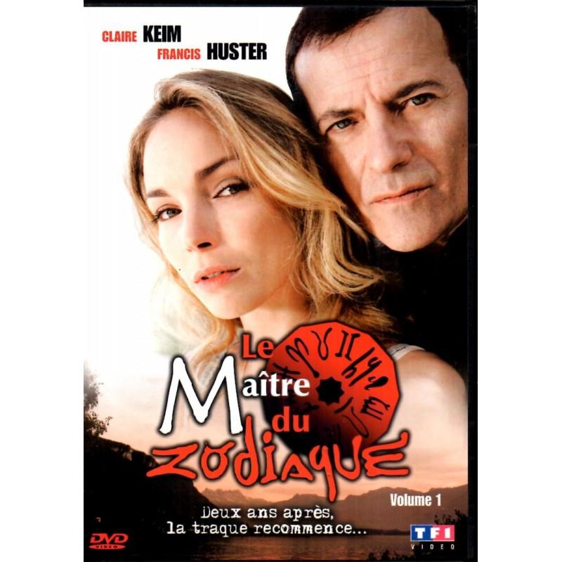 Le Maître du Zodiaque (Claire Keim & Francis Huster) - (Pack 3 DVD) - DVD Zone 2