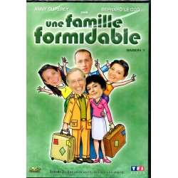 Une Famille Formidable (Anny Duperey & Bernard le Coq) - (Saison 1) - DVD Zone 2