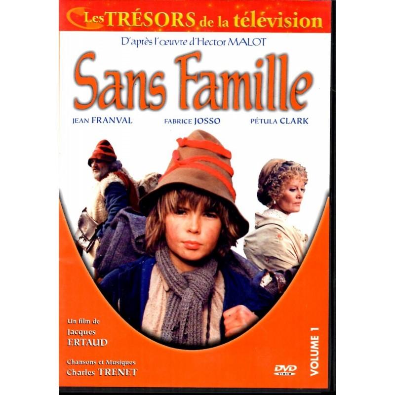 Sans Famille, un film de Jacques Ertaud (Pack 2 DVD) - DVD Zone 2