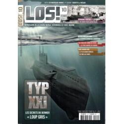 """Los! n° 10 - TYP XXI, les secrets du dernier """"loup gris"""""""