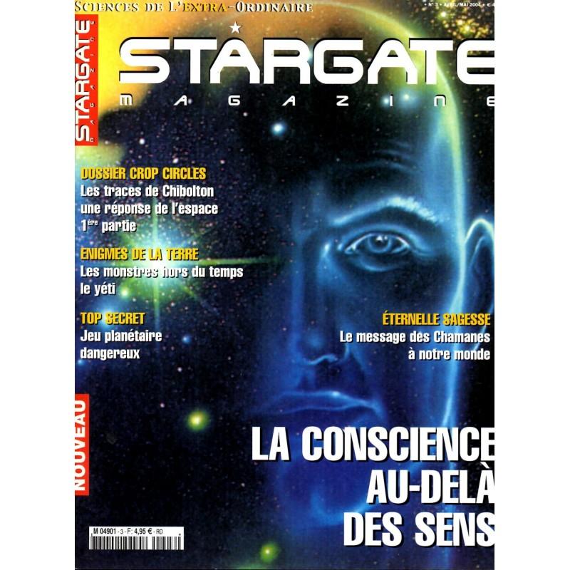 Stargate n° 3 - La Conscience au-delà des sens