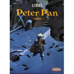 Peter Pan, Londres - Bande Dessinée de Régis Loisel