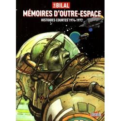 Mémoires d'Outre-espace - Bande Dessinée d'Enki Bilal