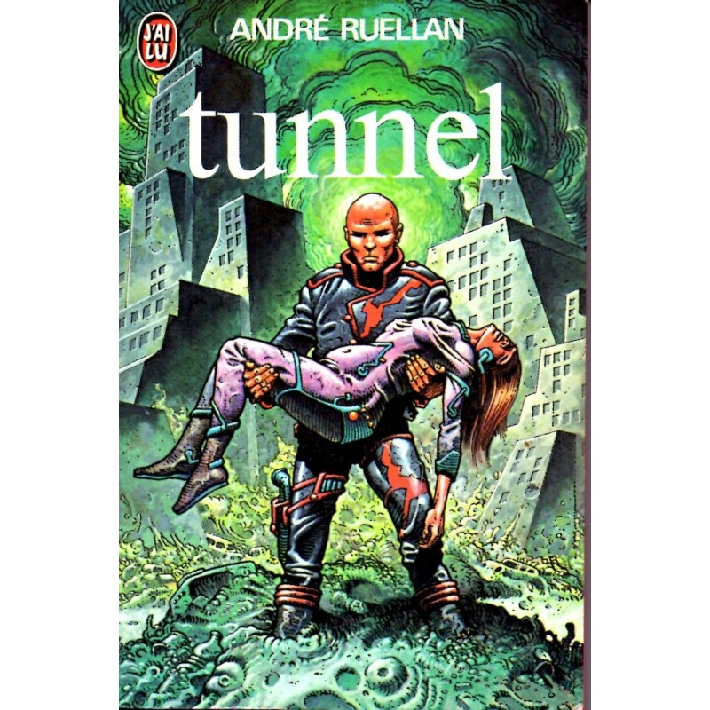 Tunnel  - André Ruellan (Science Fiction)