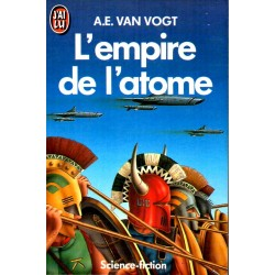 L'Empire de l'atome - A.E. Van Vogt (Science Fiction)