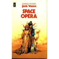 Space Opéra - Jack Vance (Science Fiction)