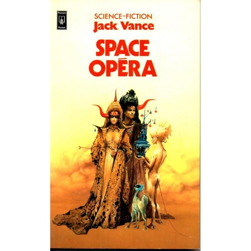 Space Opéra - Jack Vance (Science Fiction)