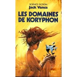 Les Domaines de Koryphon - Jack Vance (Science Fiction)